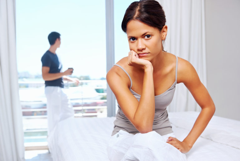 Lack of Sex: A Symptom of the Issues in Your Relationship
